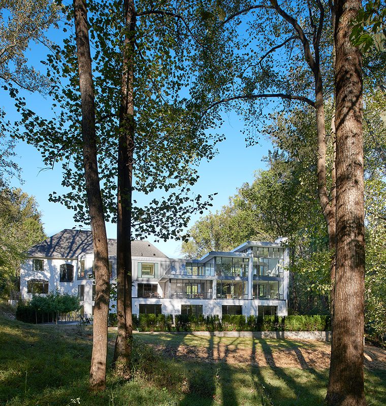 Mark_McInturff_Architects_DC_MD_in the woods